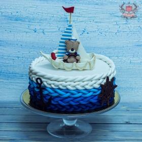 Детский торт на годик