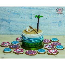 Торт и пряники моана