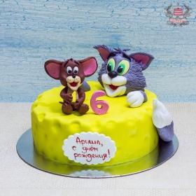 Торт Том и Джери
