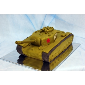 Торт танк Т-34