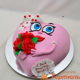 Торт Сердце