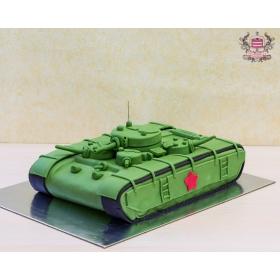 Торт танк Т-35