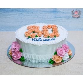 Торт на 80 летие