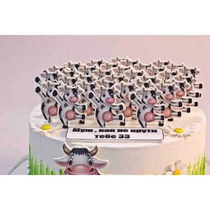 Торт на 33 летие