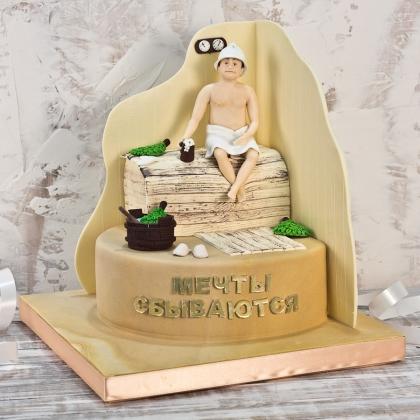 Торт для банщика