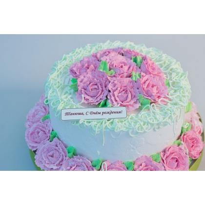 Торт Розочки