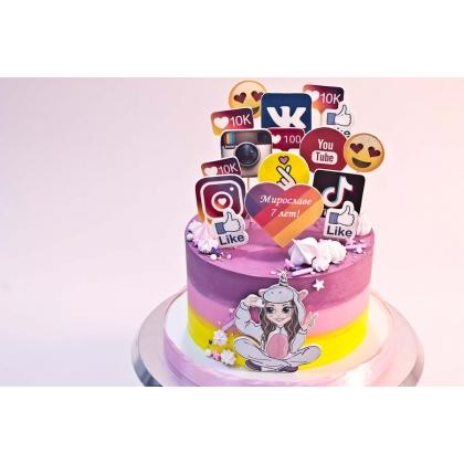Торт лайк
