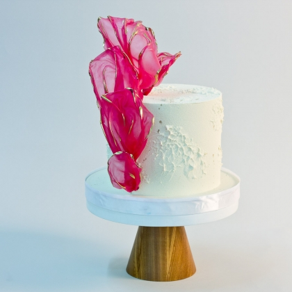 Торт с парусами