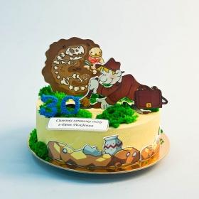 Торт для археолога