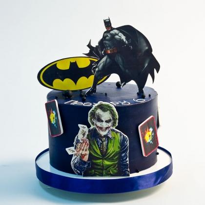 Торт Бэтмен