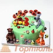 Торт Весёлая компания