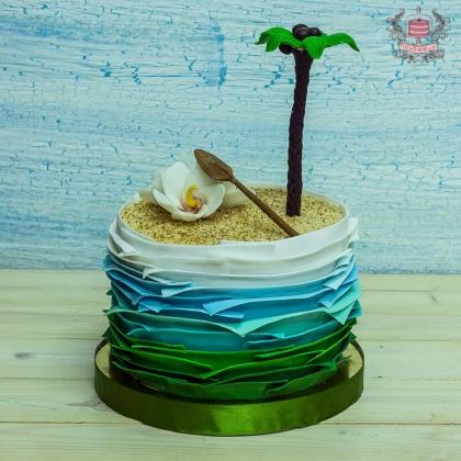 Торт моана