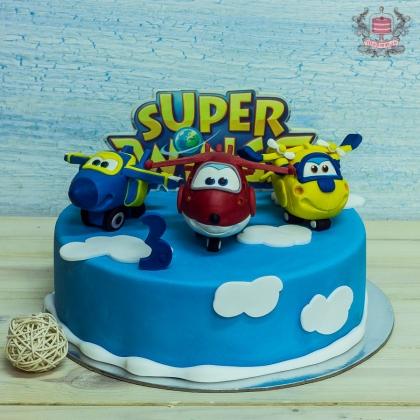 Торт Супер крылья