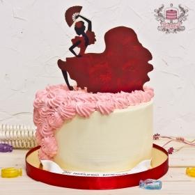Торт для танцовщицы