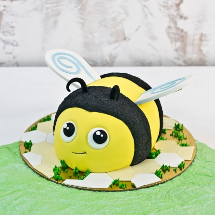 Торт пчела