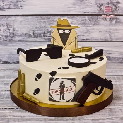 Торт для шпиона