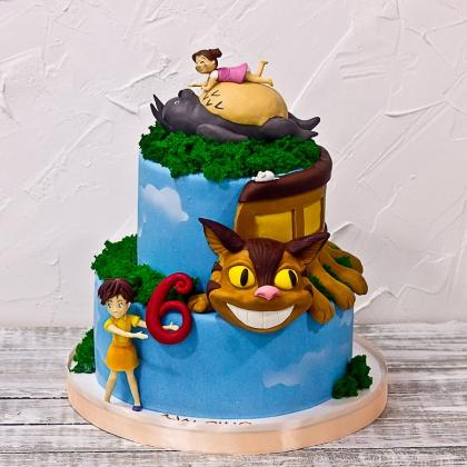 Торт Тоторо