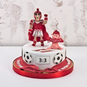 Торт спартак на день рождения