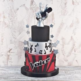 Торт Голос