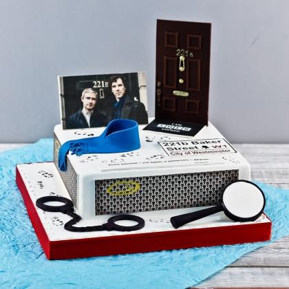 Торт Шерлок Хомс
