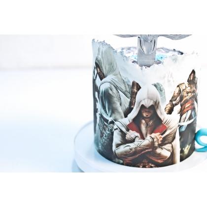 Торт ассасин крид