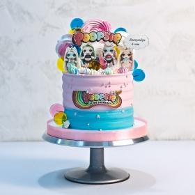 Торт с Пупси