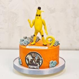 Торт Фортнайт