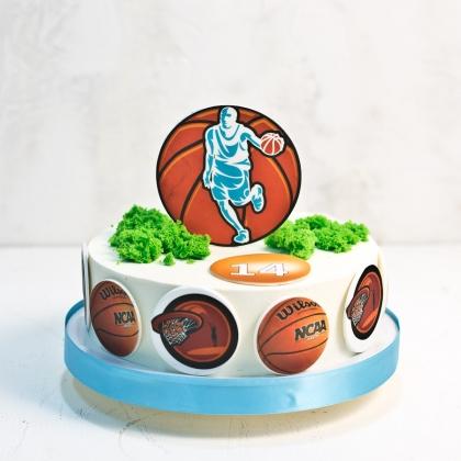 Торт батскетбол