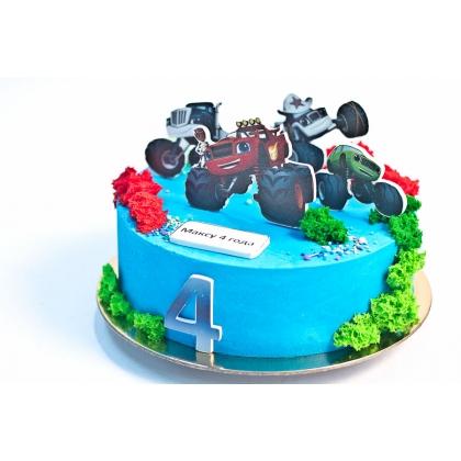 Торт Вспыш 1,3 кг