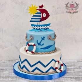 Торт для морячка