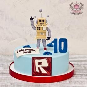 Торт роблокс ( Roblox )