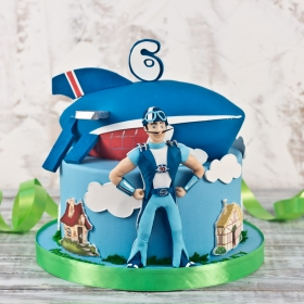 Торт Спортакус
