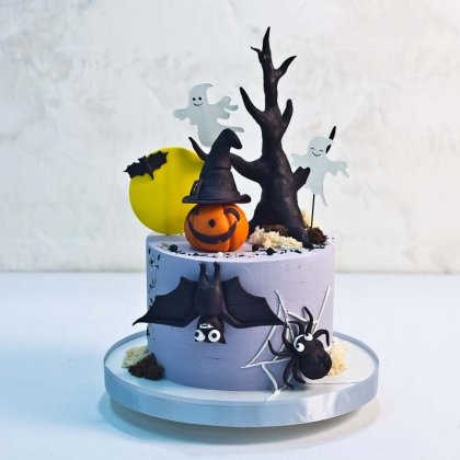 Торт привидения