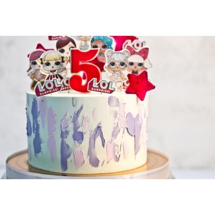 Торт Лол