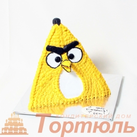 Торт Angry birds 1