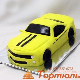 Торт машина Камаро