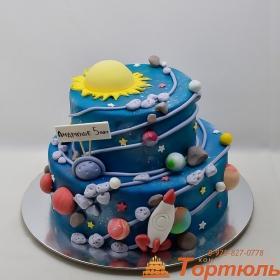 Торт Вселенная