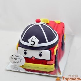 Торт Робокар