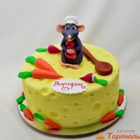 Торт Рататуй