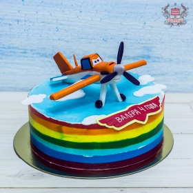 Торт Самолеты
