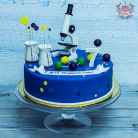 Торт Химия