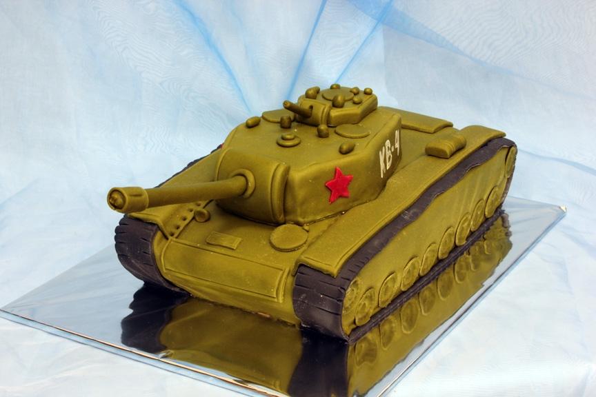 самом торты танк фото таким образом