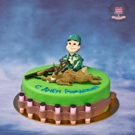 Торт для охотника 1