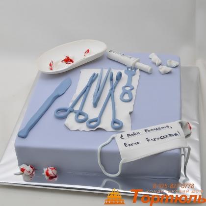 Торт для хирурга