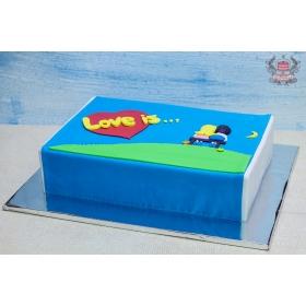 Торт Лав Ис
