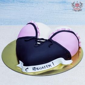 Торт бюст
