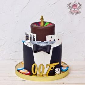 Торт 007