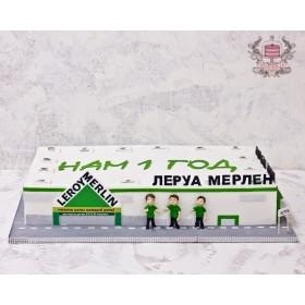 Торт для Леруа Мерлен