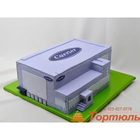 Торт завод CARRIER