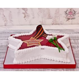 Торт для мужчин на 23 февраля